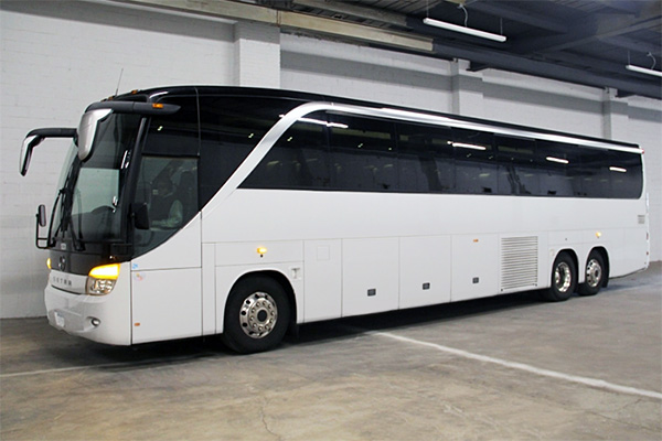 Charter Bus Rental Colorado Springs