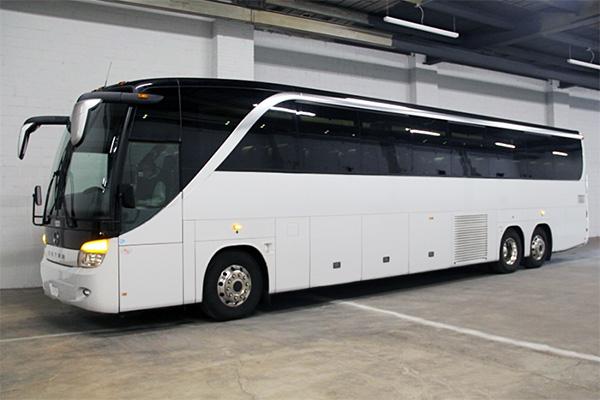 Charter Bus Rental Colorado Springs