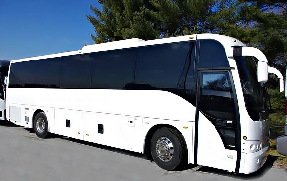 Corporate Charter Bus
